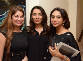 Heerina Misra, Lina Musafir and Payal Kapoor