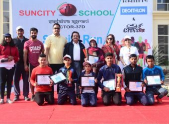 Glimpses of Suncity Run 2018