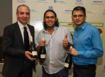 Aspri Spirits toast special evening in celebration of 150 years of Carpene Malvolti Prosescco