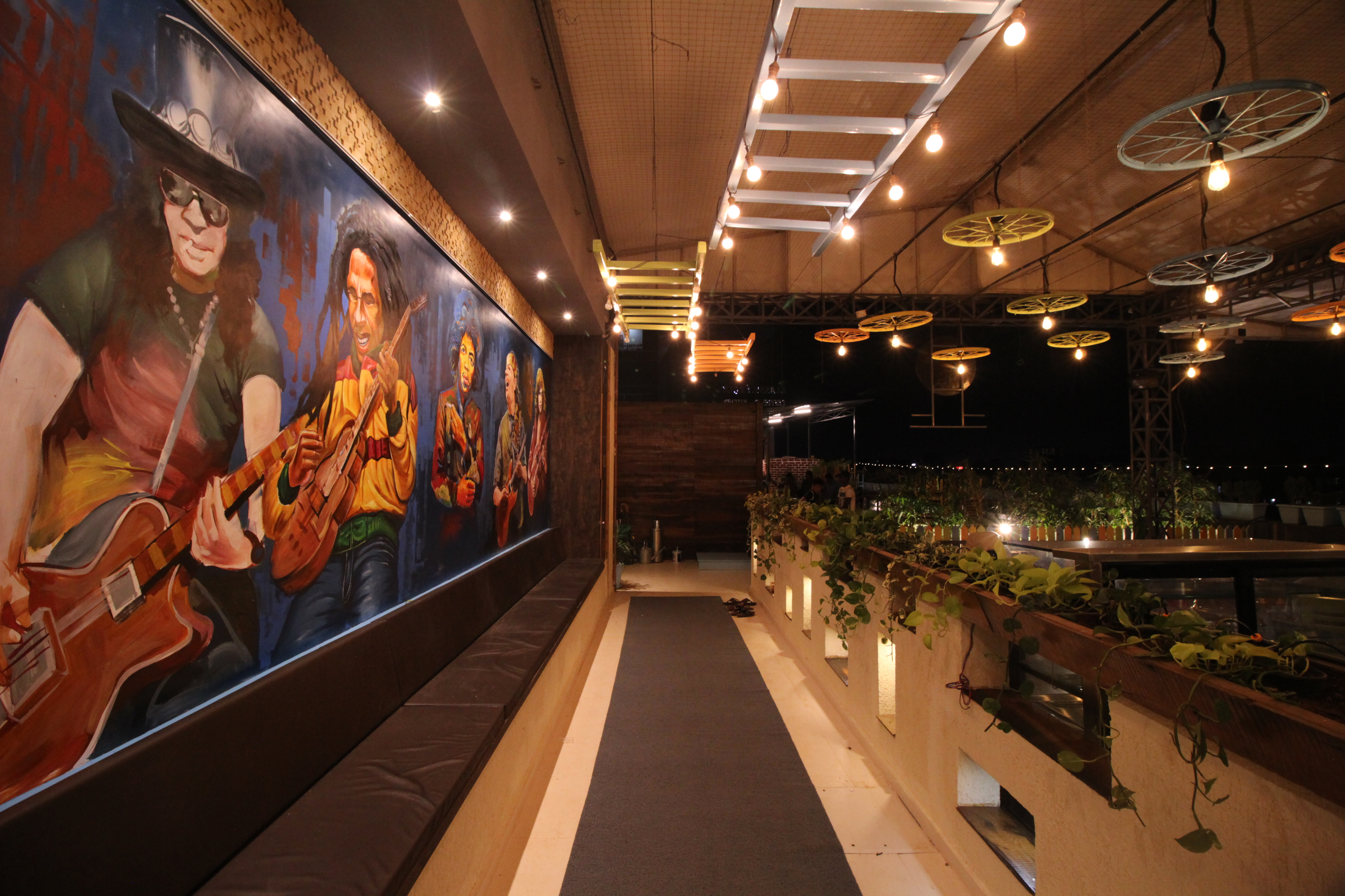 Classic Rock Coffee Co & Kitchen newest restro launched at Viman Nagar in Pune2