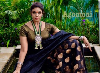 Sandhya Manoj-Mallika Sinha Jewellery Advertisement campaign in Malaysia on December 6, 20182