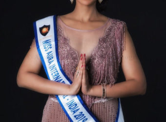Neha Kokare Winner of Miss Aura International India 2019