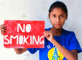AROH Foundation celebrates Anti Tobacco Day 4