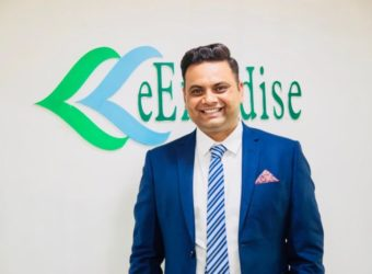 Mr Amit Sharma, Founder and CEO at eExpedise Healthcare 2
